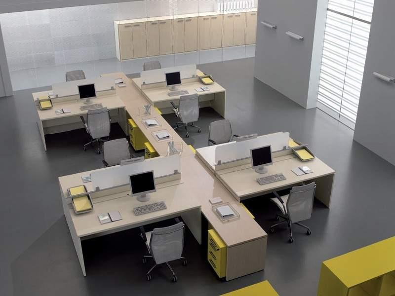 Scrivanie per ufficio ecco come scegliere la migliore for Scrivanie per ufficio