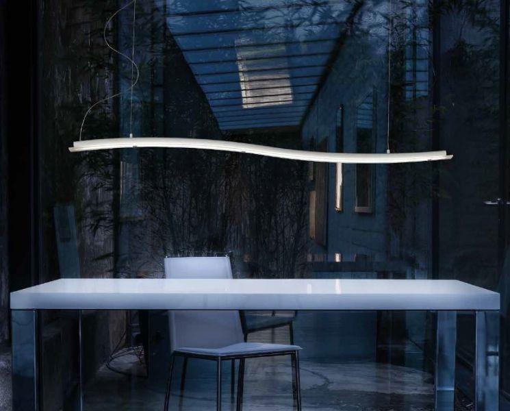 Design efficienza e risparmio per i lampadari a led la risposta