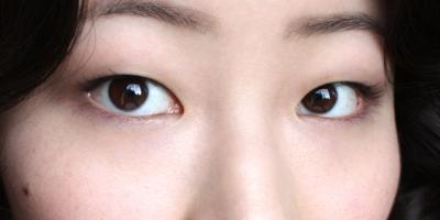 occhi a mandorla giapponesi